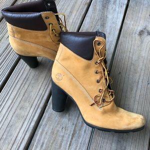Timberland tillston combat boot